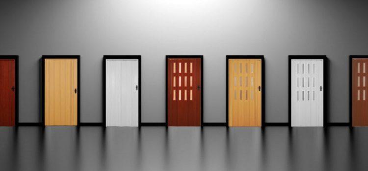 Akordiyon Kapı Nedir?